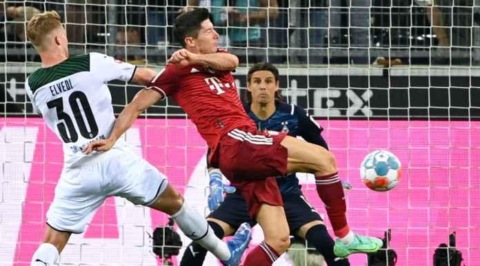 Hasil Bayern Munchen Tadi Malam: Lewandowski Beraksi Tapi Die Roten Gagal Ungguli Gladbach