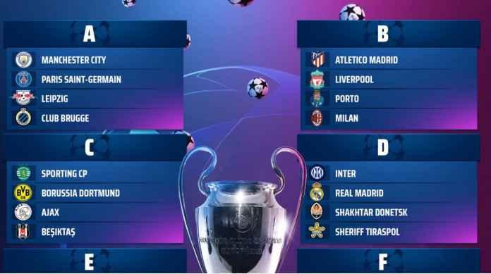 Siapa Layak Dapat Julukan Grup Neraka Liga Champions? Grup A atau Grup B?