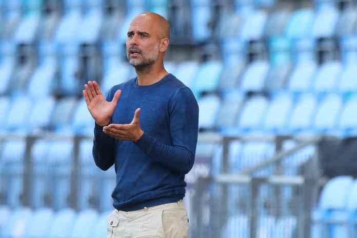 Guardiola Update Kondisi Skuad Jelang Laga Pembuka
