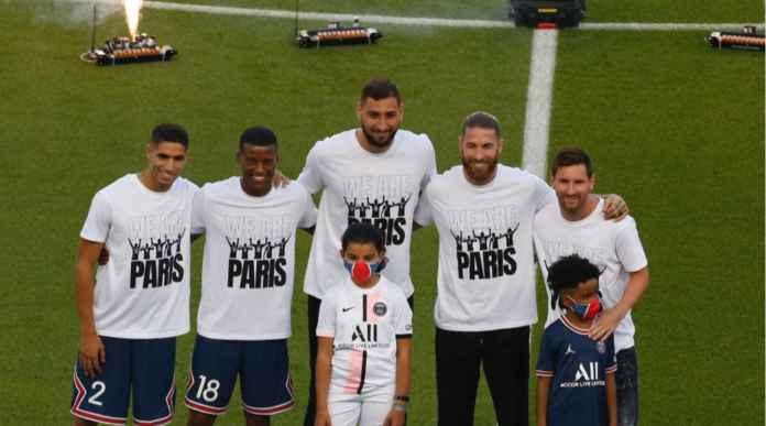 Lihat Messi Menikmati Sambutan Fans PSG, Abaikan Pertanyaan Pembawa Acara