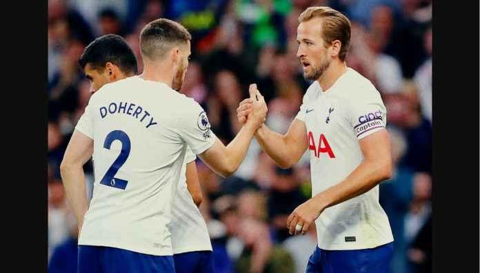 Hasil Tottenham vs Ferreira: Harry Kane Sudah Kembali, Sumbangkan 2 Dari Tiga Gol Spurs