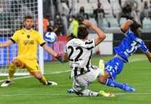 Hasil Juventus vs Empoli di Liga Italia Pekan Kedua Musim 2021-2022