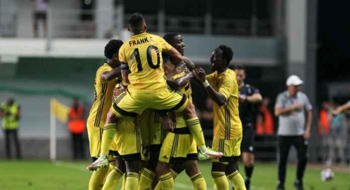 Hasil Play-off Liga Champions 2021-2022