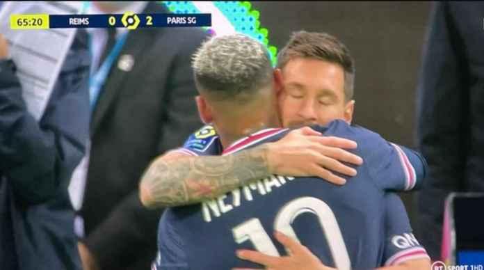 Hasil Reims vs PSG Gol Kylian Mbappa Debut Lionel Messi