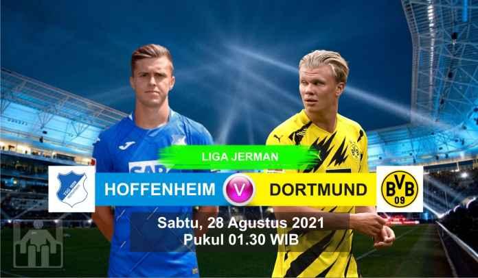 Prediksi Dortmund vs Hoffenheim, Pekan Ketiga Liga Jerman, Sabtu 28 Agustus 2021