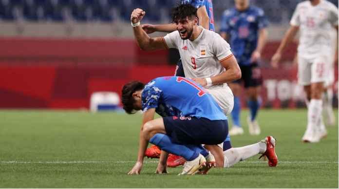 Lihat Gol Pemain Real Madrid yang Mematahkan Hati Tuan Rumah Jepang, Tadi Malam