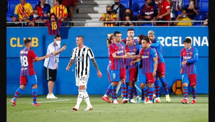 Lawan Juventus, 3 Pemain Barcelona Jadi Sasaran Kemarahan Pendukung Tadi Malam