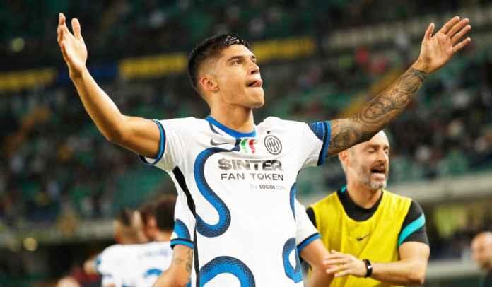 Debut Langsung Berbuah Dua Gol, Joaquin Correa : Ini Bak Mimpi Jadi Kenyataan!