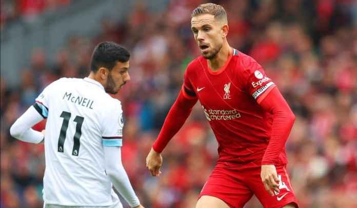 Liverpool Dipertanyakan Jika Kepikiran Sampai Berani Lepas Kapten Jordan Henderson