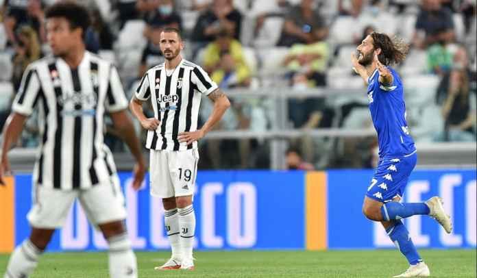 Rekor Buruk Juventus Usai Dipermalukan Empoli di Kandang, No Ronaldo No Party?