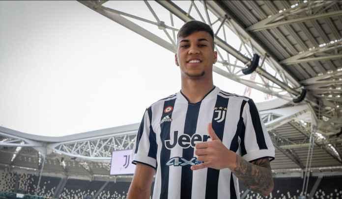 RESMI : Juventus Umumkan Transfer Bintang Muda Brasil Kaio Jorge