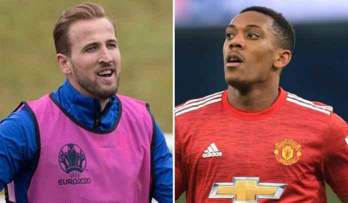Tottenham Didesak Jual Harry Kane & Boyong Striker Gagal Manchester United Ini