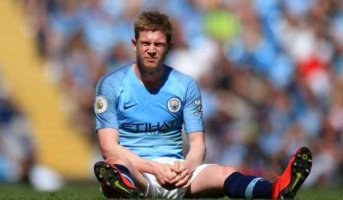 Arsenal Bahagia, Cedera Paksa Kevin de Bruyne Absen Bela Manchester City