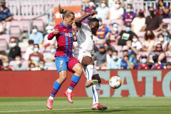 Koeman Geram, Fans Barca Soraki Antoine Griezmann