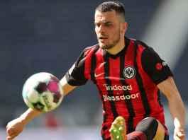Lazio Temui Fali Ramadani Untuk Bahas Transfer Filip Kostic dari Eintracht Frankfurt