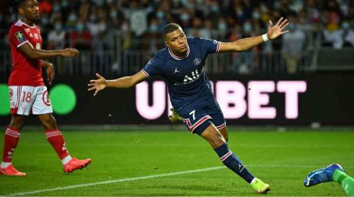 Hasil Brest vs PSG: Sudah 4 Pertandingan Les Parisiens Selalu Kebobolan