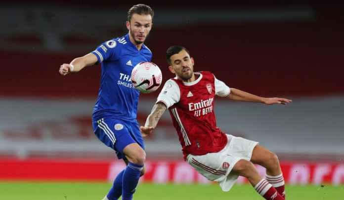 James Maddison Diklaim Ambil Langkah Mundur Jika Putuskan Gabung Arsenal