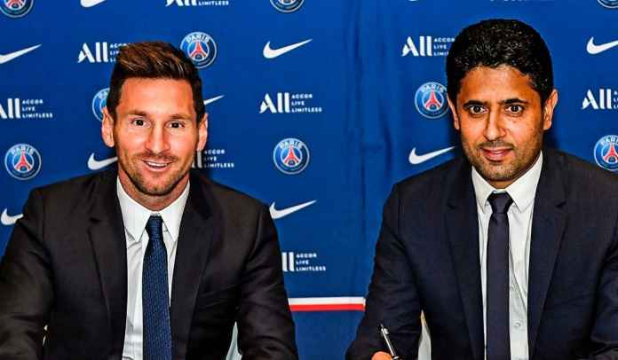 RESMI! Lionel Messi Pemain Baru Paris Saint-Germain, Kenakan Jersey Nomor 30!