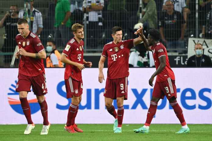 Lewandowski Beri Respons Usai Tim Diimbangi Gladbach