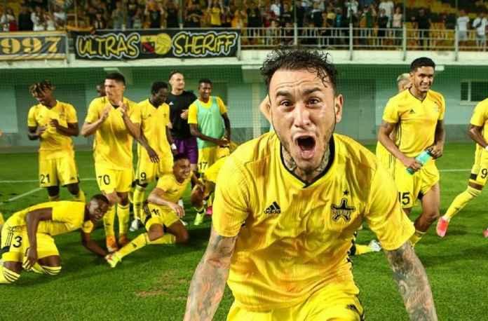 Perkenalkan Sheriff Tiraspol, Harus Hadapi Inter dan Madrid dalam Debutnya di Liga Champions