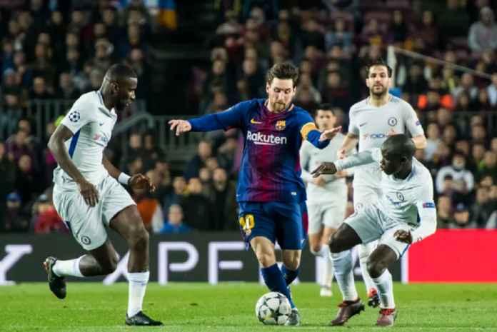 Chelsea Gabung PSG Ramaikan Perburuan Lionel Messi