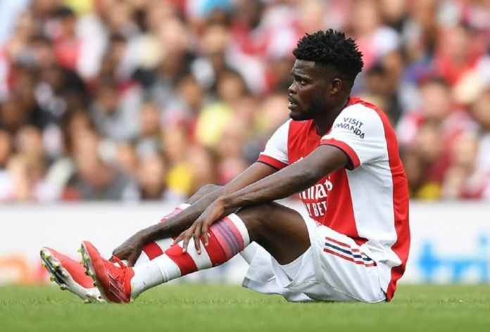 Arsenal Kehilangan Thomas Partey Saat Kalah dari Chelsea, Ini Empat Calon Penggantinya