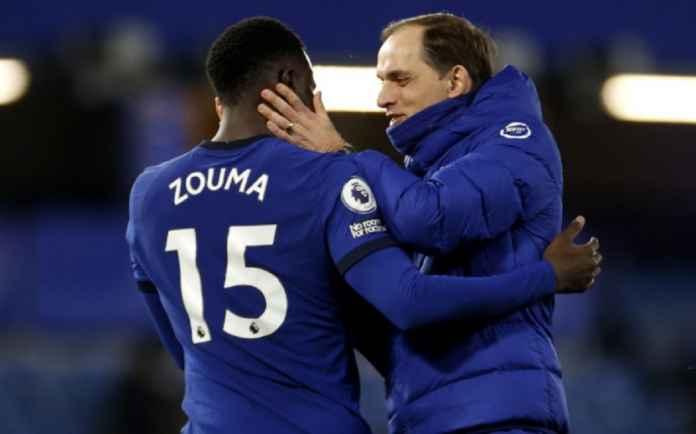 Chelsea Tunda Kedatangan Jules Kounde Gegara Kurt Zouma