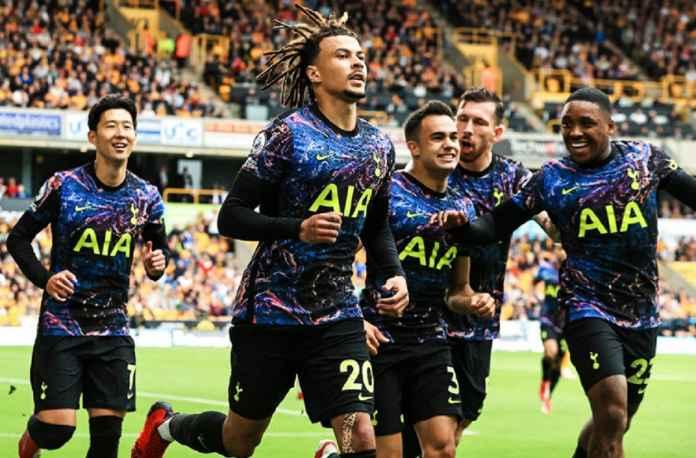 Hasil Wolves vs Tottenham Hotspur: Bawa Pulang Tiga Poin Spurs Hanya Beruntung