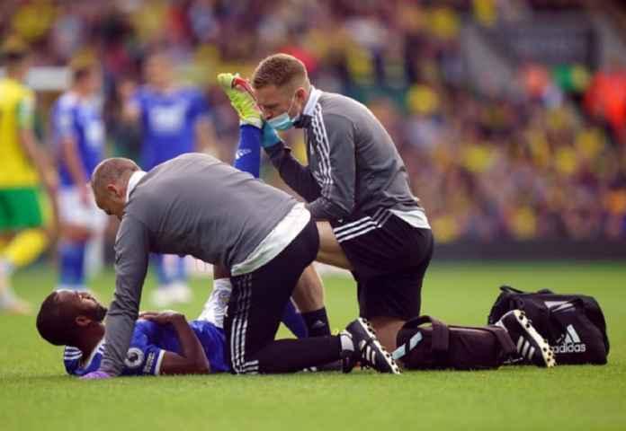Leicester Kehilangan ENAM Pemain Bertahan Usai Pereira Cedera di Kandang Norwich