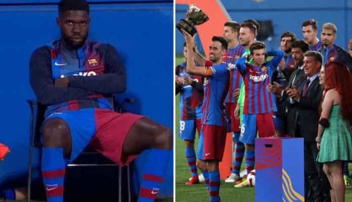 Ngambek Disoraki Fans, Pemain Ini Tak Mau Rayakan Kemenangan Barcelona di Trofi Joan Gamper
