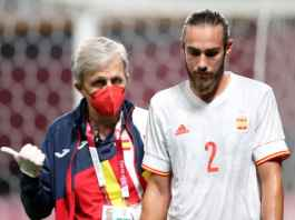 Barcelona Kehilangan Beknya di Olimpiade Tokyo