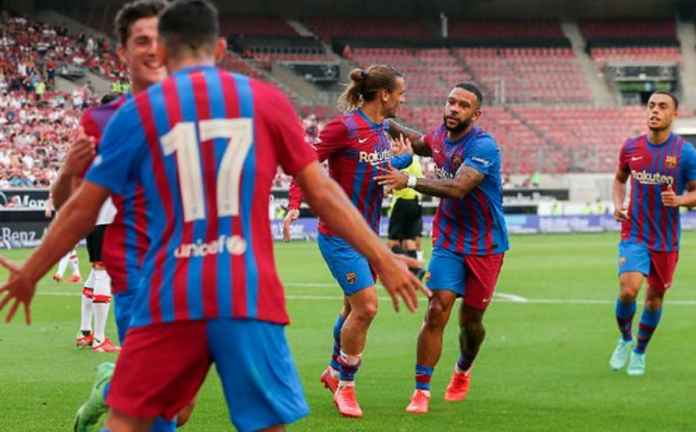 Ronald Koeman Puji Duet Griezmann-Depay Saat Barcelona Menang atas Stuttgart