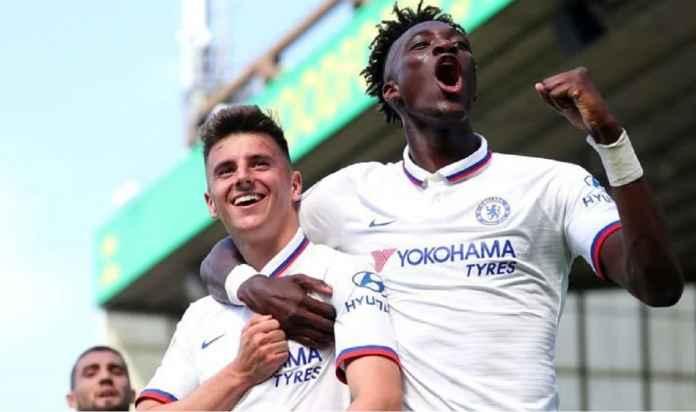 Chelsea Masukkan Tammy Abraham ke Skuad Piala Super Eropa di Tengah Isu Transfer ke Roma