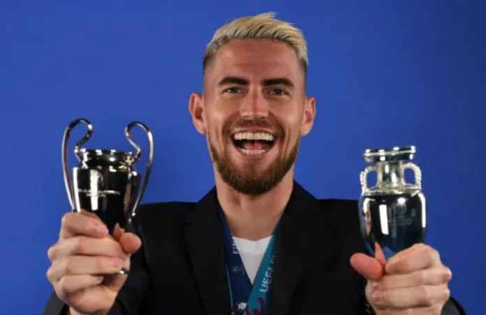 Jorginho Pemain Terbaik Uefa, Kalahkan N'Golo Kante dan Kevin de Bruyne
