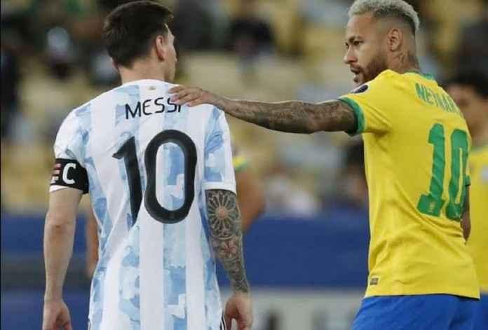 Lionel Messi Gabung PSG, Neymar Tertawa Paling Lebar