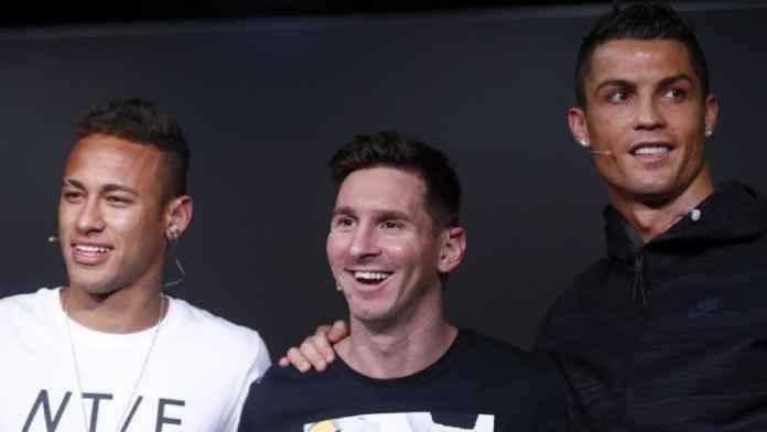 PSG Ingin Duetkan Messi dan CR7 Jika Kylian Mbappe Pindah