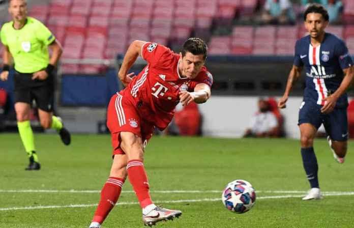 PSG Bertemu Agen Lewandowski di Tengah Rumor Kepergian Mbappe