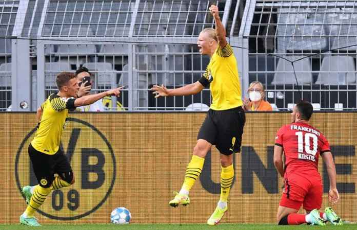 Bayern Munchen Tekad Rebut Erling Haaland dari Borussia Dortmund