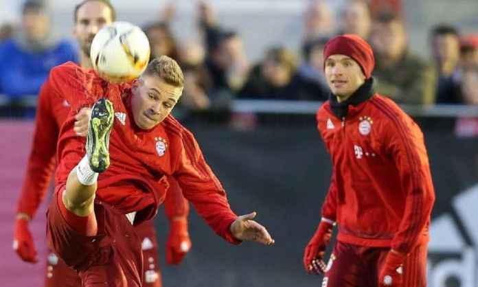 Sempat Absen Panjang Musim Lalu, Bayern Munchen Perpanjang Kontrak Joshua Kimmich