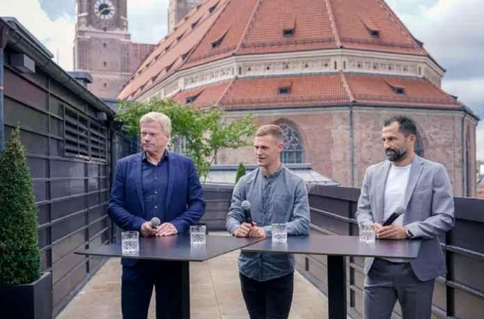 Perpanjangan Kontrak Joshua Kimmich di Bayern Munchen Picu Tren Baru