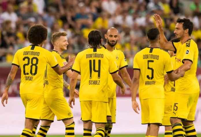 Borussia Dortmund Ambisi Lepas Empat Pemain Sebelum Bursa Transfer Ditutup