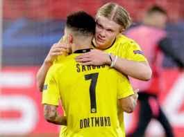 Erling Haaland Sesumbar Dortmund Bisa Lebih Baik Tanpa Jadon Sancho!