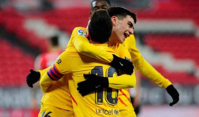 Barcelona Siapkan Kontrak Baru untuk Pewaris Tahta Lionel Messi Ini