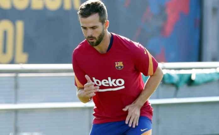 Kepergian Pjanic dari Barcelona Kembali Tak Jelas, Kini Terhalang Pemain Buangan Arsenal