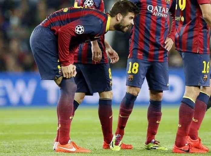 Barcelona Tanpa Gerard Pique Saat Tandang ke San Mames