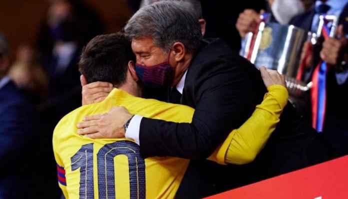 Barcelona Tak Ingin PHP dan Harus Lanjutkan Hidup Tanpa Lionel Messi