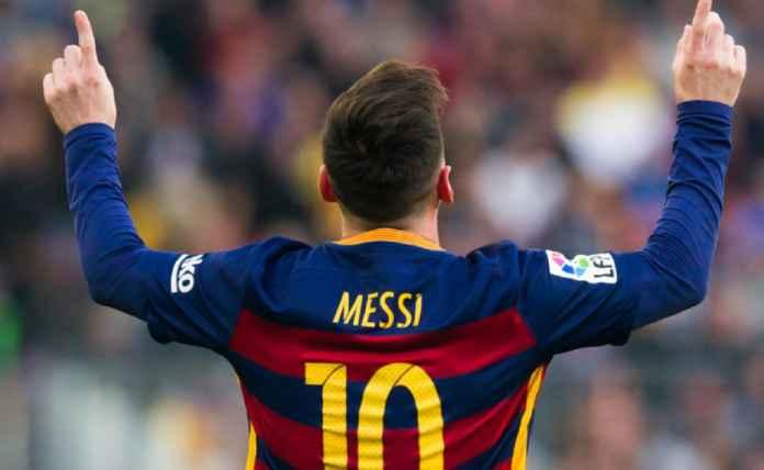 Barcelona Mungkin Pensiunkan Nomor Punggung 10