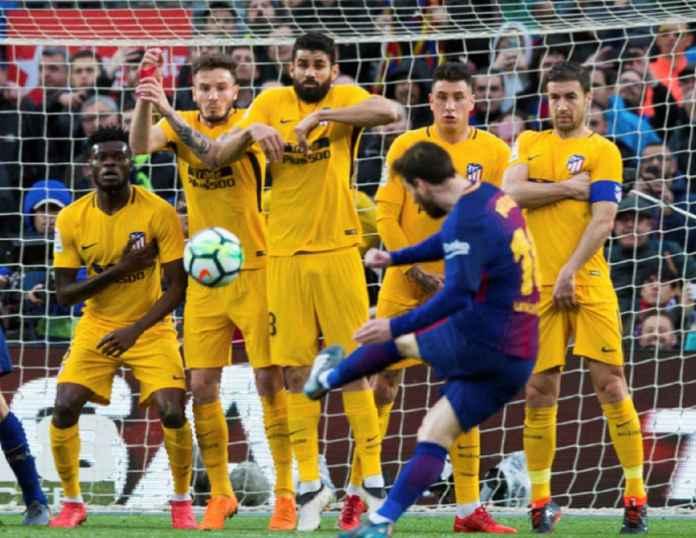 Tanpa Lionel Messi, Pemain Ini yang Akan Ambil Tendangan Bebas di Barcelona