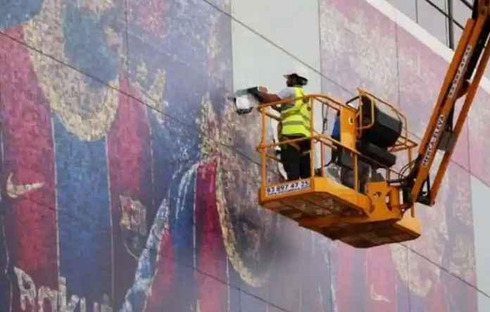 Kembalikan Jersey Messi ke Nike, Kondisi Barcelona Tambah Payah