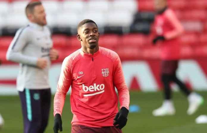 Barcelona Pertahankan Pemain Rentan Cedera Ini dengan Kontrak Baru